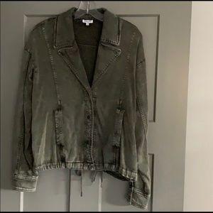 Splendid Utility Jacket/blazer